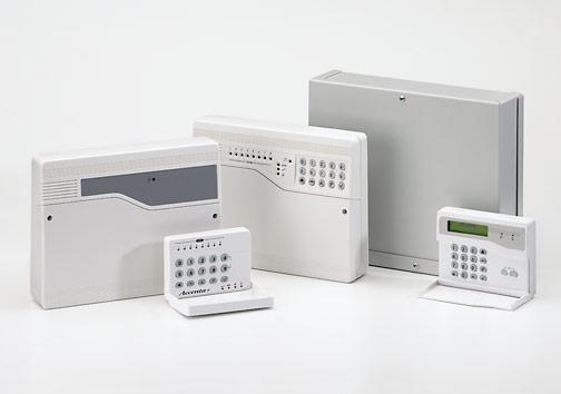 Alarm Panels Honeywell